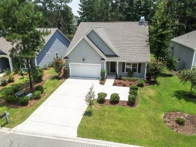 Bluffton Single Family Home For Sale: 276 Club Gate