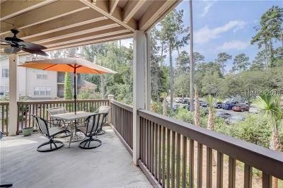 Hilton Head Island Condo/Townhouse For Sale: 80 Paddleboat Lane #802
