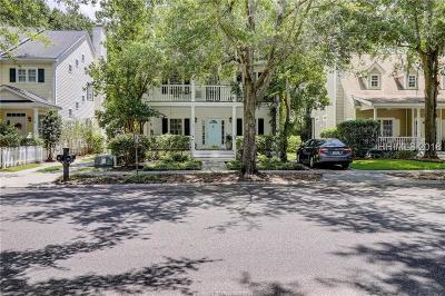 Bluffton Single Family Home For Sale: 29 Kensington Boulevard