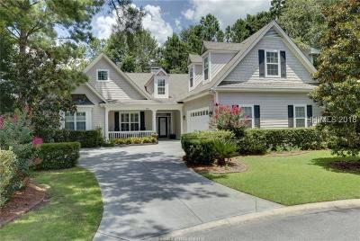 Bluffton Single Family Home For Sale: 107 Helens Court
