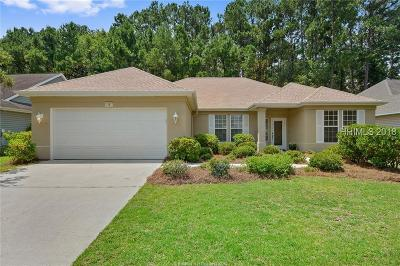 Bluffton Single Family Home For Sale: 6 Lynah Way