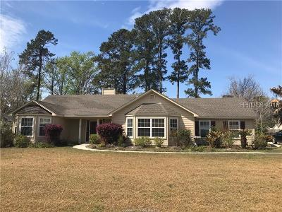 Beaufort Single Family Home For Sale: 1003 Wolverine Drive