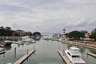 Beaufort County Condo/Townhouse For Sale: 2 Lighthouse Lane #856