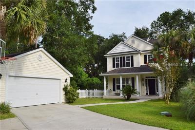 Hilton Head Island Single Family Home For Sale: 42 Timbercrest Circle