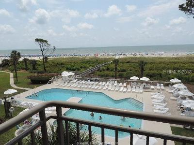 Hilton Head Island Condo/Townhouse For Sale: 11 S Forest Beach Drive #415