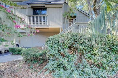 Hilton Head Island Condo/Townhouse For Sale: 16 Compass Point #16B