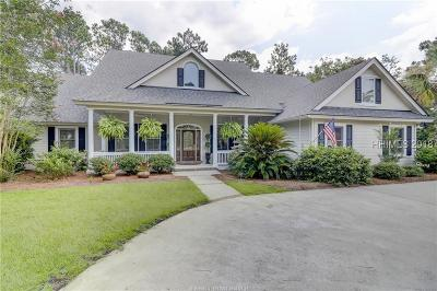 Beaufort County Single Family Home For Sale: 50 Sedge Fern Drive