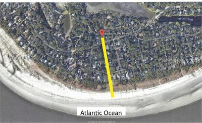 Hilton Head Island Residential Lots & Land For Sale: 86 S Sea Pines Drive