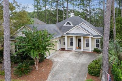 Beaufort County Single Family Home For Sale: 6 Sorrelwood Lane