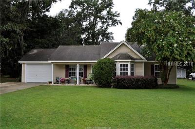 Beaufort Single Family Home For Sale: 5 Ogden Court