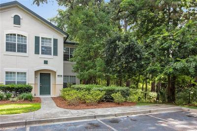 Bluffton, Okatie Condo/Townhouse For Sale: 897 Fording Island Road #1007