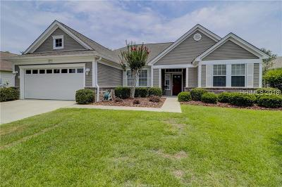 Beaufort County Single Family Home For Sale: 27 Pinckney Drive