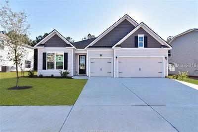 Beaufort County Single Family Home For Sale: 337 Hulston Landing Road
