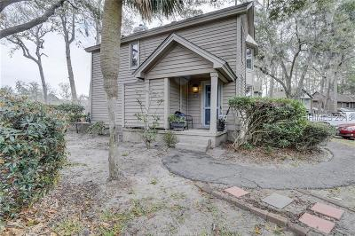 Hilton Head Island Condo/Townhouse For Sale: 31 Shipyard Drive #1A