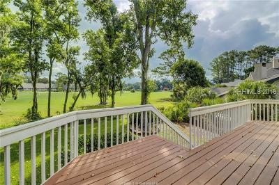 Hilton Head Island Single Family Home For Sale: 11 Brassie Court
