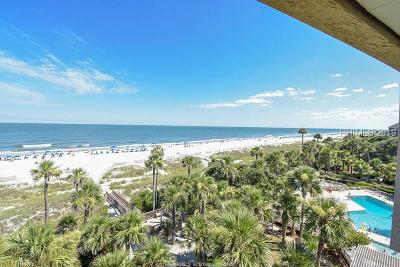 Beaufort County Condo/Townhouse For Sale: 21 Ocean Lane #428