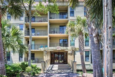 Hilton Head Island Condo/Townhouse For Sale: 34 S Forest Beach Drive #15C