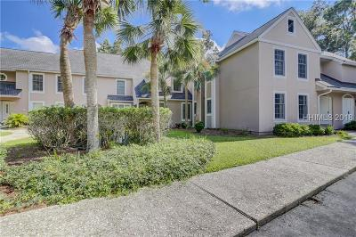 Hilton Head Island Condo/Townhouse For Sale: 70 Shipyard Drive #217