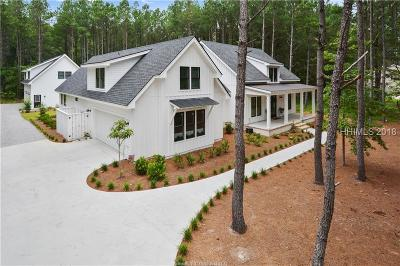 Bluffton Single Family Home For Sale: 39 Foxchase Lane