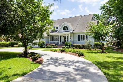 Beaufort County Single Family Home For Sale: 102 Toppin Dr
