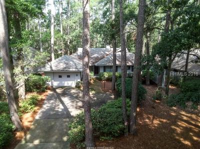 Hilton Head Island Single Family Home For Sale: 120 High Bluff Road