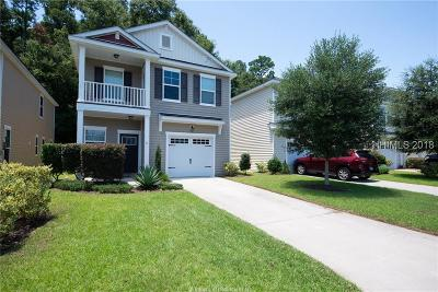 Bluffton Single Family Home For Sale: 14 Starshine Circle