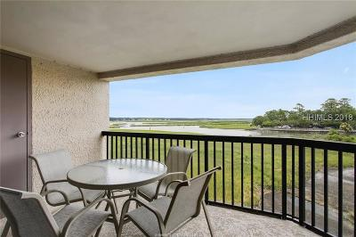 Hilton Head Island Condo/Townhouse For Sale: 2 Shelter Cove Lane #252
