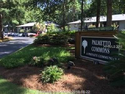 Hilton Head Island Condo/Townhouse For Sale: 141 Lamotte Drive #H2