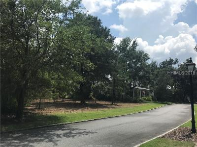 Bluffton Residential Lots & Land For Sale: 7 Refuge Street