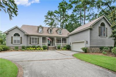 Bluffton Single Family Home For Sale: 36 Hawthorne Road