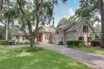Colleton River Single Family Home For Sale: 7 Kittansett Court