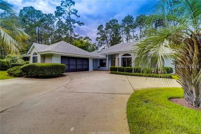 Hilton Head Island Single Family Home For Sale: 1 Sea Trout Court
