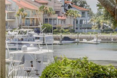 Hilton Head Island Condo/Townhouse For Sale: 135 Lighthouse Road #805