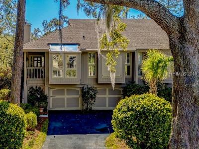 Hilton Head Island Single Family Home For Sale: 25 Pine Island Court