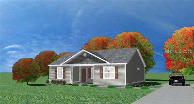 Ridgeland Single Family Home For Sale: 417 Red Pine Rd