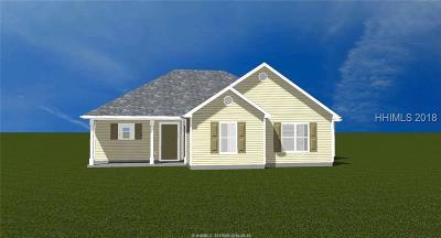 Ridgeland Single Family Home For Sale: 129 Jack Pine Rd