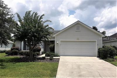 Bluffton SC Single Family Home For Sale: $233,000
