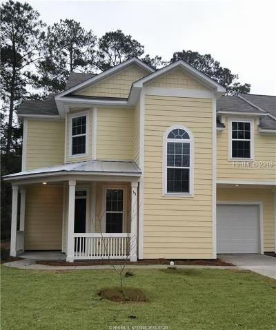 Bluffton SC Single Family Home For Sale: $213,165