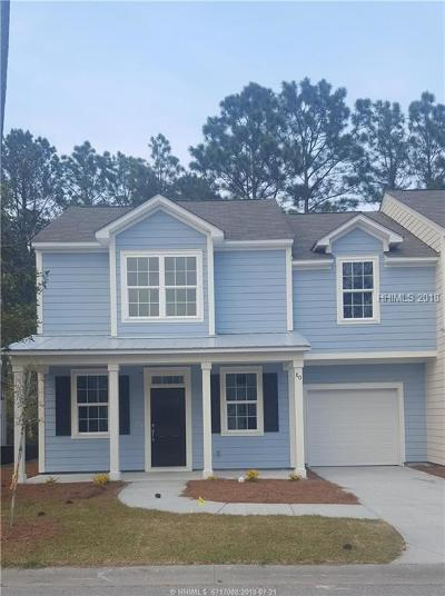 Bluffton SC Single Family Home For Sale: $206,460