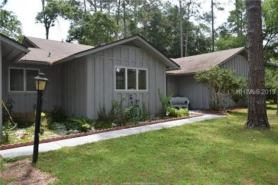 Beaufort Single Family Home For Sale: 98 Thomas Sumter Street