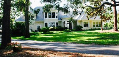 Beaufort County Single Family Home For Sale: 60 Brams Point Road