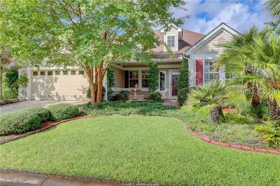 Bluffton Single Family Home For Sale: 8 Sanders Court
