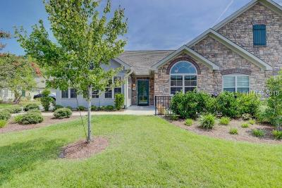 Hardeeville Single Family Home For Sale: 1884 Abbey Glen Way
