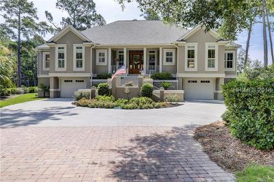 Hilton Head Island Single Family Home For Sale: 28 Yorkshire Drive