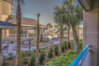 Beaufort County Condo/Townhouse For Sale: 43 S Forest Beach Drive #103