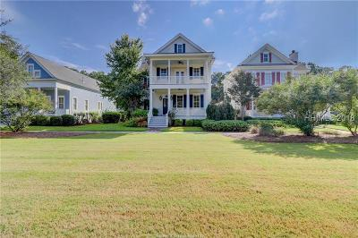 Bluffton Single Family Home For Sale: 109 Great Heron Way
