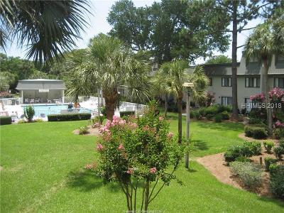 South Forest Beach Condo/Townhouse For Sale: 26 S Forest Beach Drive #55