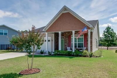 Hardeeville Single Family Home For Sale: 1340 Hearthstone Drive