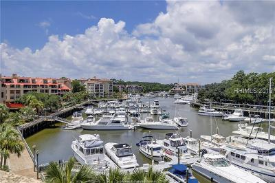 Hilton Head Island Condo/Townhouse For Sale: 17 Harbourside Lane #7127