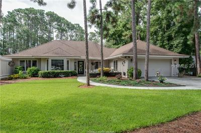 Beaufort County Single Family Home For Sale: 29 Cottonwood Lane